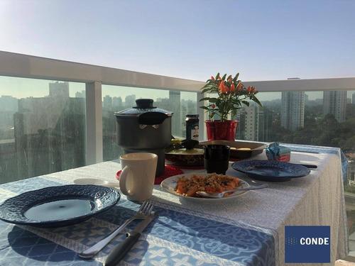 Apartamento Residencial A Venda Na Granja Julieta, Sp - 62030351