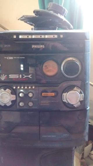 Micro-system Philips Fw-c505 - C/ Defeito