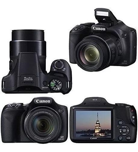 Maquina,fotográfica Semi Profissional Canon Sx530 P. Entrega