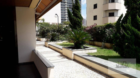 Ótima Oportunidade! Estuda-se Proposta Para Venda Ou Locação. Amplo Apartamento Com 4 Dorm (1 Suíte) 143 M², 2 Vagas - Vila Bastos - Santo André/sp - Ap0078