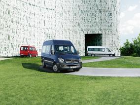 Mercedes Benz - Sprinter Minibus Largo 515 Cdi S/asientos