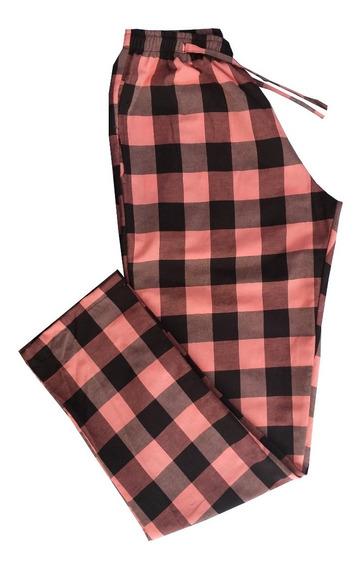 Pantalones A Cuadros Tipo Elepants - T36-46 Primavera Verano