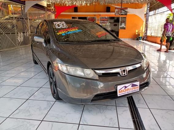 Honda Civic 1.8 Lxs 16v Flex 4p 2008