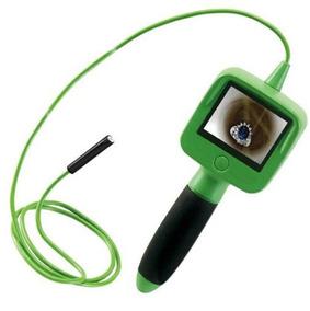 Endoscópio Várias Aplicações 8,5mm 110cm 6 Leds