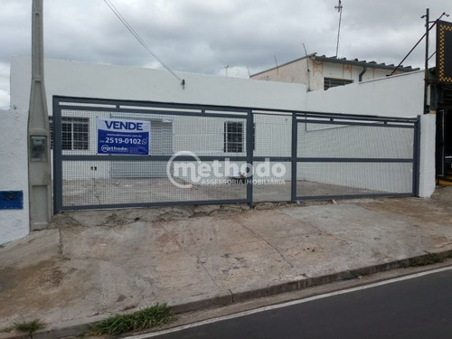 Casa Comercial Venda Jardim Paulicéia Campinas Sp - Ca00039 - 68382498