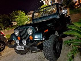 Jeep Cj7 - 1980 - Muy Buen Estado