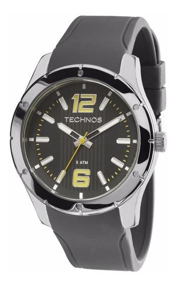 Relógio Technos Masculino Racer 2035mda/8p Cinza Oferta