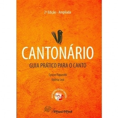 Cantonário - Guia Prático Para O Canto - 2a.edicao Ampliada