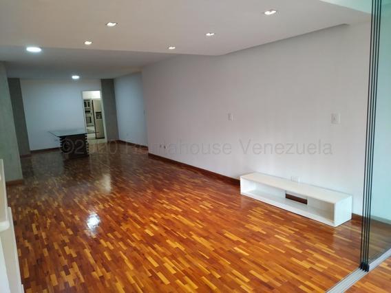 Apartamento En Alquiler En Los Samanes, Baruta #21-1142 Av