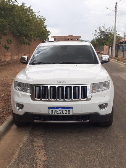 Jeep Grand Cherokee Limited 3.0 Crd - 2013 - Diesel