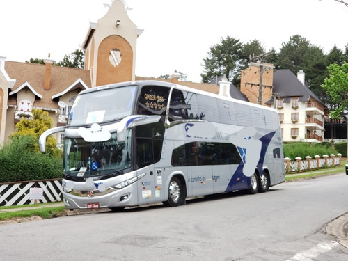 Scania K400 Retarder Marcopolo Dd 1800