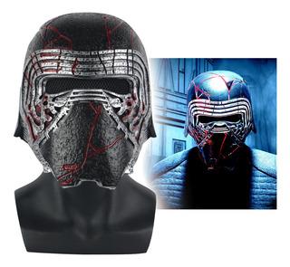 Star Wars Kylo Ren Pvc Máscara Ben Solo Casco Adultos Nuevo