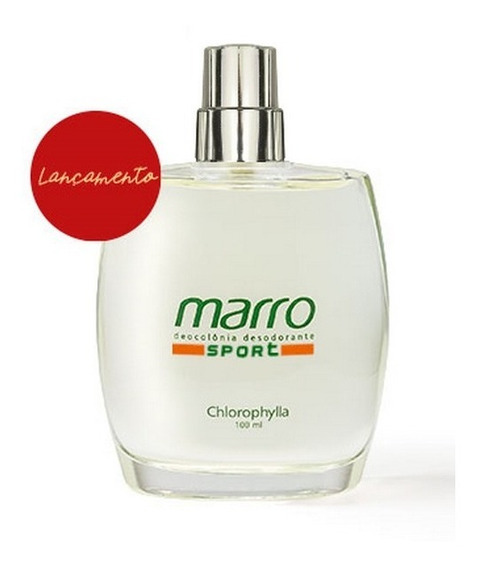 Marro Sport Chlorophylla 100ml Original ( Sem Caixa ) Compre
