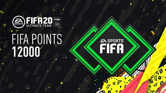 2200 Fifa Points 2019 Xbox One - 100% Original (25 Dígitos)