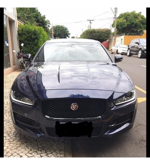Jaguar Xe 2018 2.0 R-sport 200cv 4p