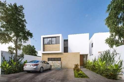Casas En Venta En Merida Yucatan Privada Gardena Modelo Camelia