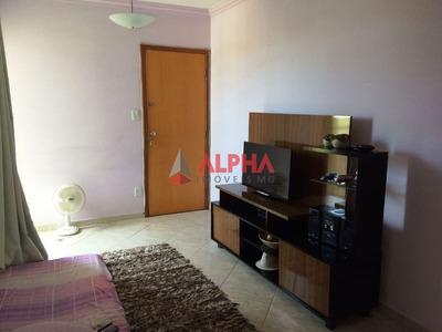 Apartamento Para Comprar No Alvorada Em Contagem/mg - 3654