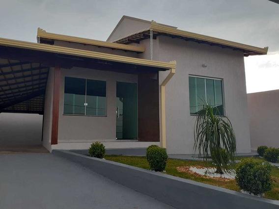 Casa À Venda Em Igarapé 3 Quartos, Suite E Área Gourmet! - Ibl880