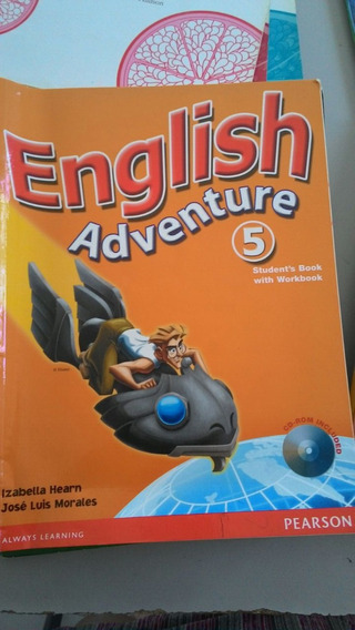 English Adventure Student Book 5 With Workbook