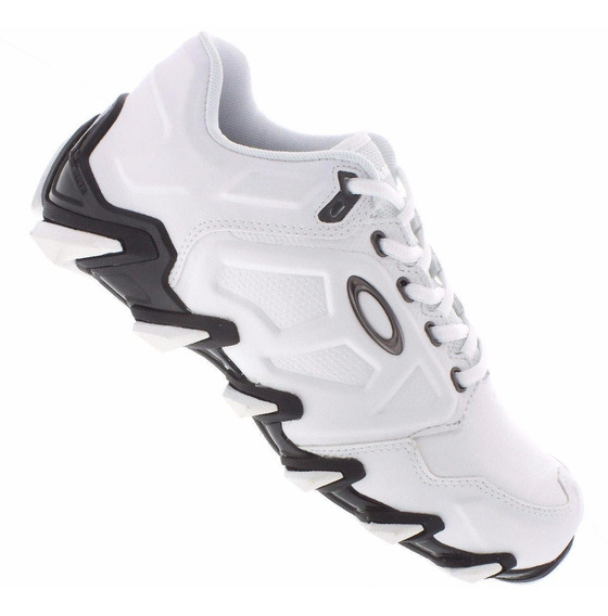 Tenis Teeth 4 Oakley Branco