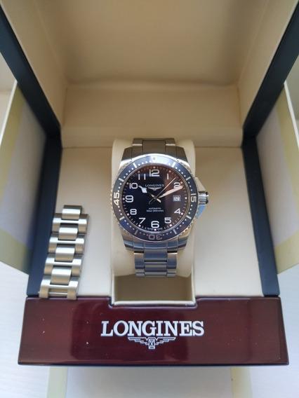 Relógio Automático Longines Hydroconquest 41mm