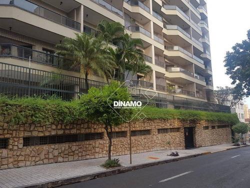 Imagem 1 de 21 de Apartamento Com 3 Dormitórios À Venda, 107 M² - Centro - Ribeirão Preto/sp - Ap3537