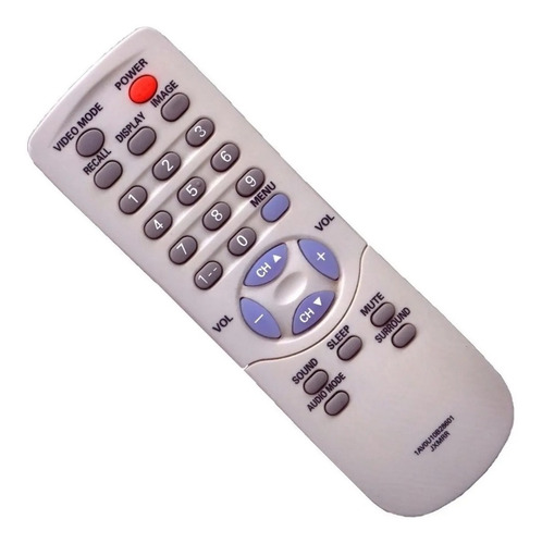 Control Remoto Tv Sanyo Philco Noblex
