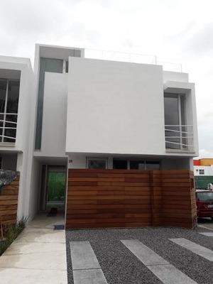 Casa Nueva En Renta Fracc. Cercano A La Univ. Anahuac