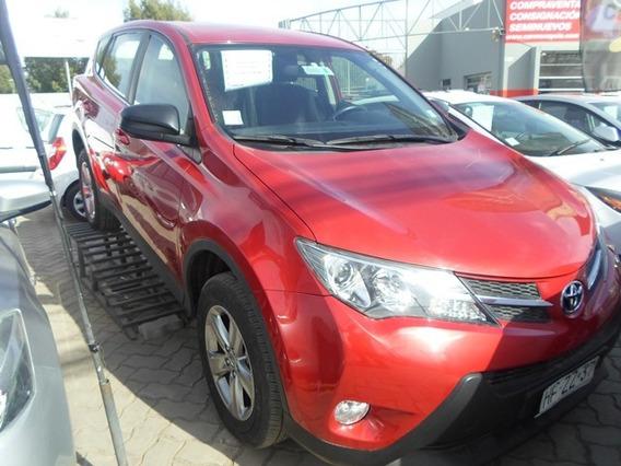 Toyota Rav 4 Super Lujo 2.5 Full Equipo Aut Año 2015