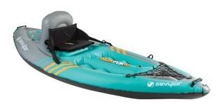 Canoa Para Kayak Coleman De 1 Persona- Envío Gratis