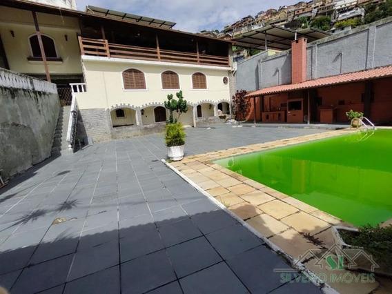 Casa- Petrópolis, Estrada Da Saudade - 2262