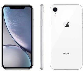 iPhone Xr 128gb Branco Tela 6.1 Ios 12 4 G 12 Mp - Apple
