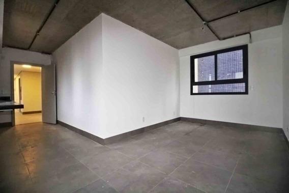 Apartamento, 1 Quarto, Funcionários - 18529