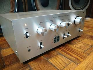 Magnifico Amplificador Jvc Ja-s11g Inmaculado Japan Hbaudio