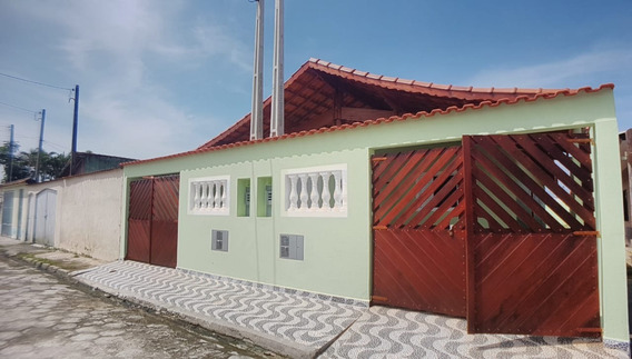 Casa Geminada À Venda , 500 M. Da Rodovia, Ref. 0023 L C