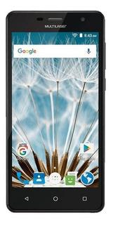 Smartphone Ms50s Colors 3g Tela Ips De 5 Android 6 Preto