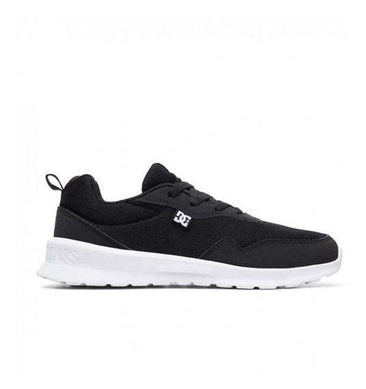Tenis Dc Shoes Hartferd Preto