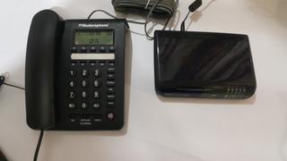 Router 3g Internet Rural Telcel Y Telefono Fijo