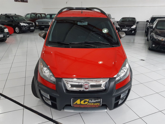 Fiat Idea Adventure Dualogic 1.8 Flex Roda Acess Completo