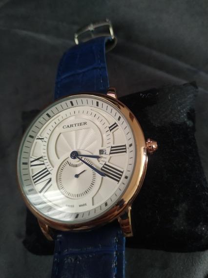 Relógio Luxo Algarismo Romano