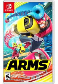 Arms Switch Mídia Física Lacrado