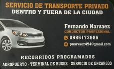 Rento Vehiculo Servicio Recorridos A Cualquier Parte Quito