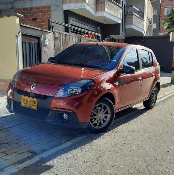 Renault Sandero Gt Line 1.6 16v