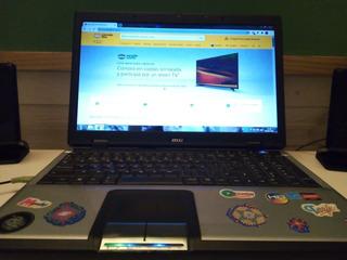 Notebook Msi Athlon