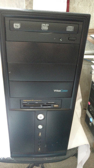 Microcomputador Intel Celeron D 3.06ghz 2gb Hd 160gb