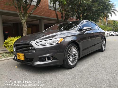 Ford Fusiona Titanium