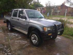 Toyota Hilux 2.8 D/cab 4x4 D Dlx 1998