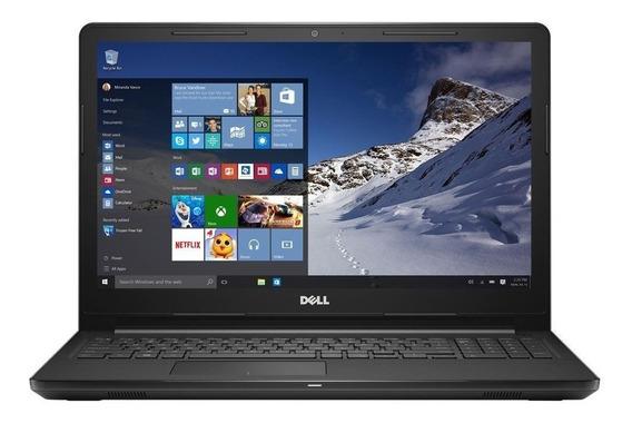 Dell Inspiron 15 3567 P 15.6 ; Intel Core I3 4gb Ram 1tb Dd