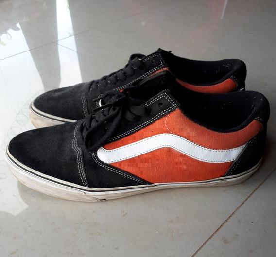 Zapatos Vans Old Skool Tnt Talla 12