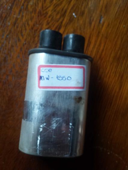 Capacitor Microondas Cce Mw 1550 Original